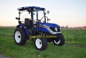 Tracteur agricole LOVOL M254 avec Cabine