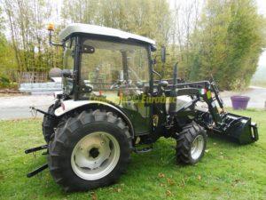 Tracteur agricole LOVOL M354 avec Cabine