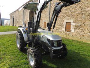 Tracteur agricole LOVOL M354 Canopy avec Chargeur