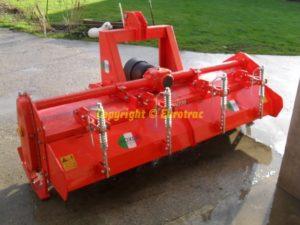 Rotavator modèle IGN pour tracteur