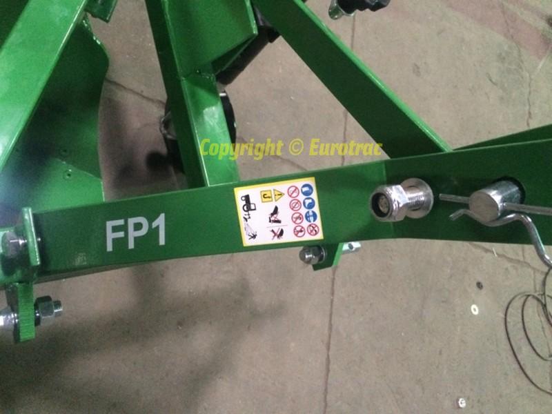 Charrue simple GEO FP1