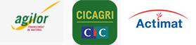 agilor - CICAGRI CIC - Actimat