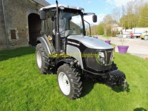 Tracteur agricole Lovol Eurotrac M504 Cabine