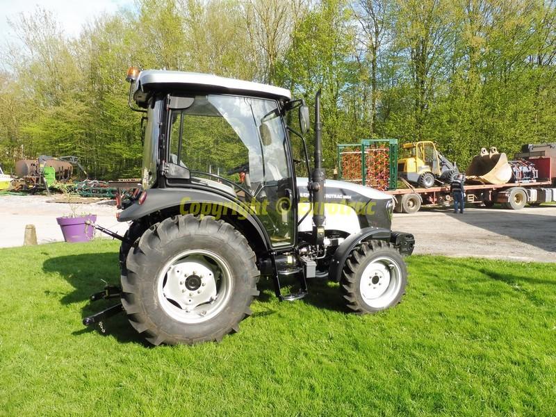 Tracteur lovol M504 cabine