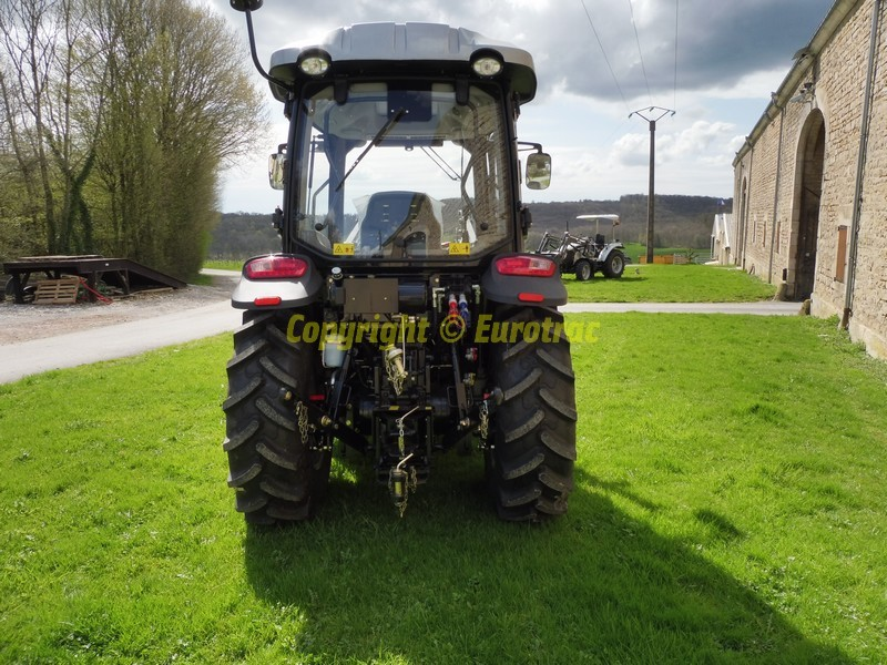 Tracteur lovol m504 cabine chargeur