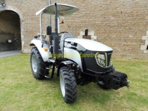 Tracteur agricole Lovol Eurotrac M504 Canopy