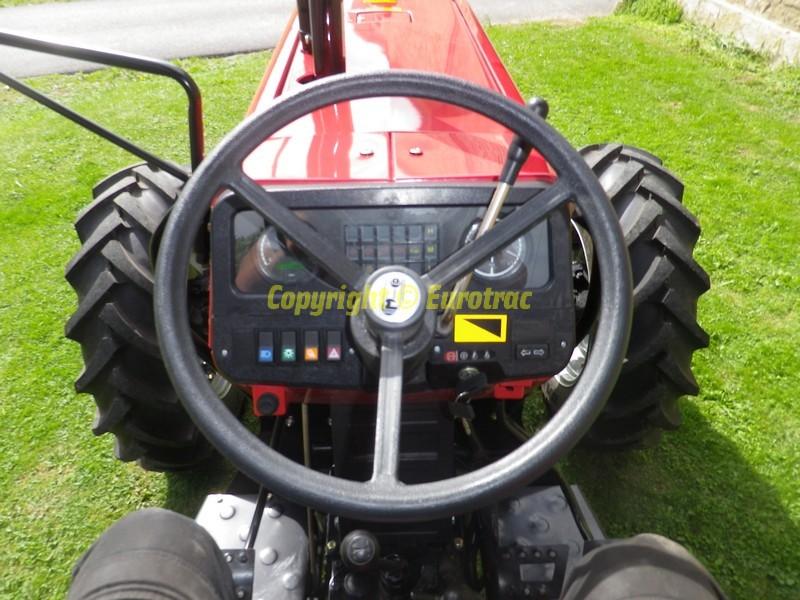 Tracteur massey ferguson 390t