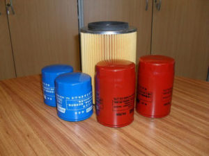 Pack Filtration pour F25