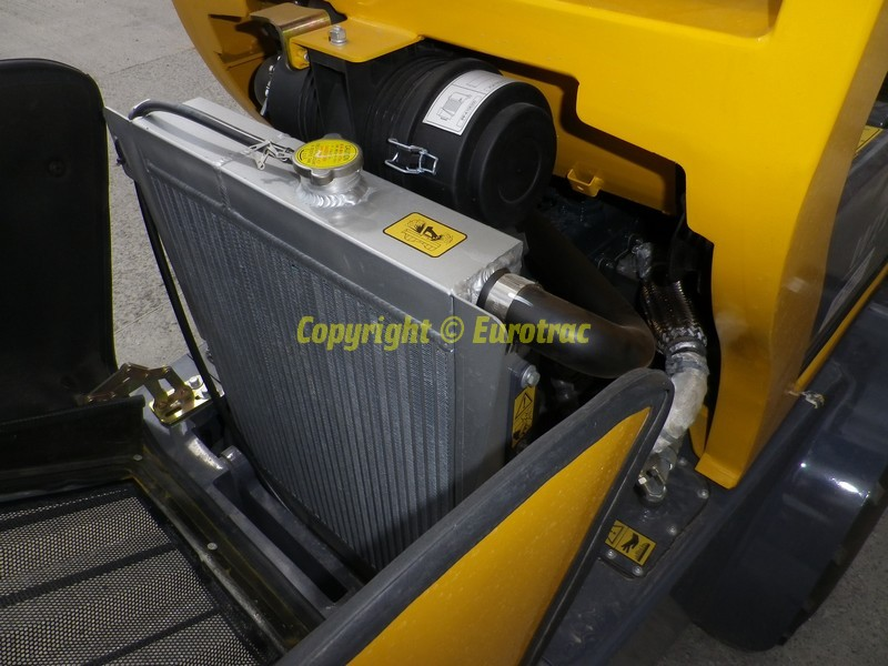 Chargeuse Eurotrac W11