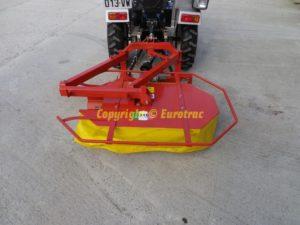 Faucheuse à 2 tambours pour micro-tracteurs