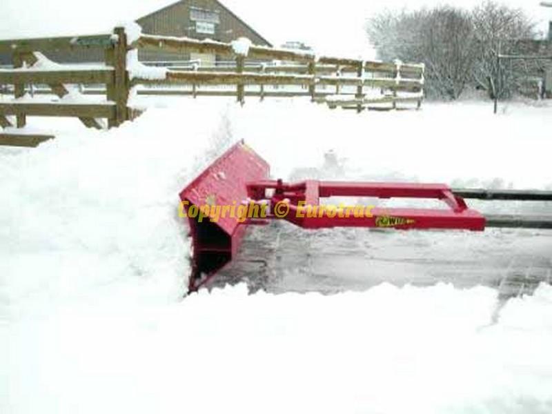 Lame à neige WIFO SH 200V