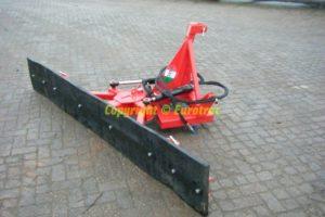Rabot Caoutchouc BOXER RS 270 H