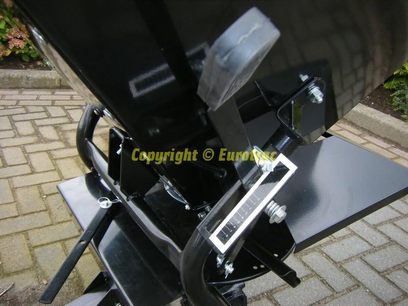 Saleuse - Semoir BOXER ZS 160