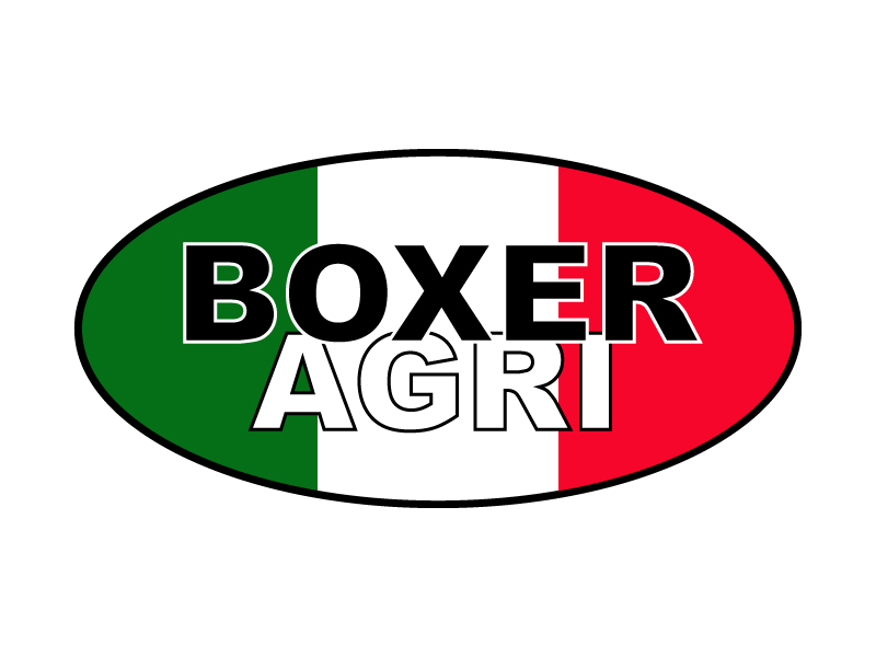Logo BOXER Agriculture Equipment