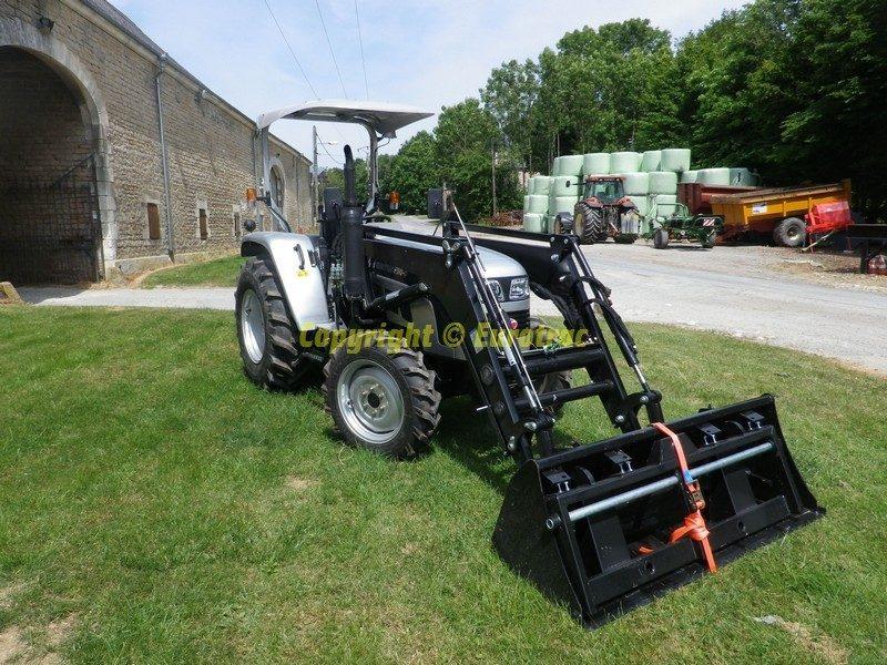 Tracteur F50 II chargeur
