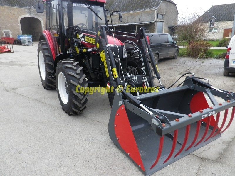 Tracteur X804 Chargeur