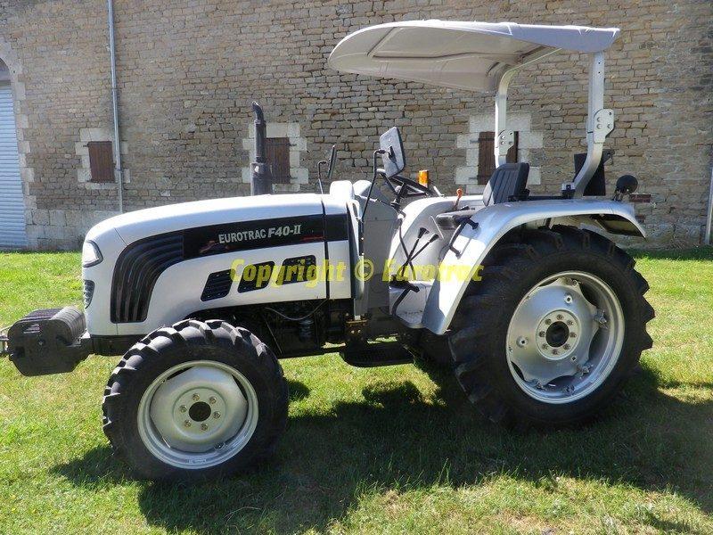 Tracteur eurotrac F40 II