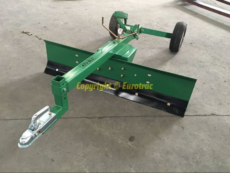 Lame niveleuse - Rabot pour quad