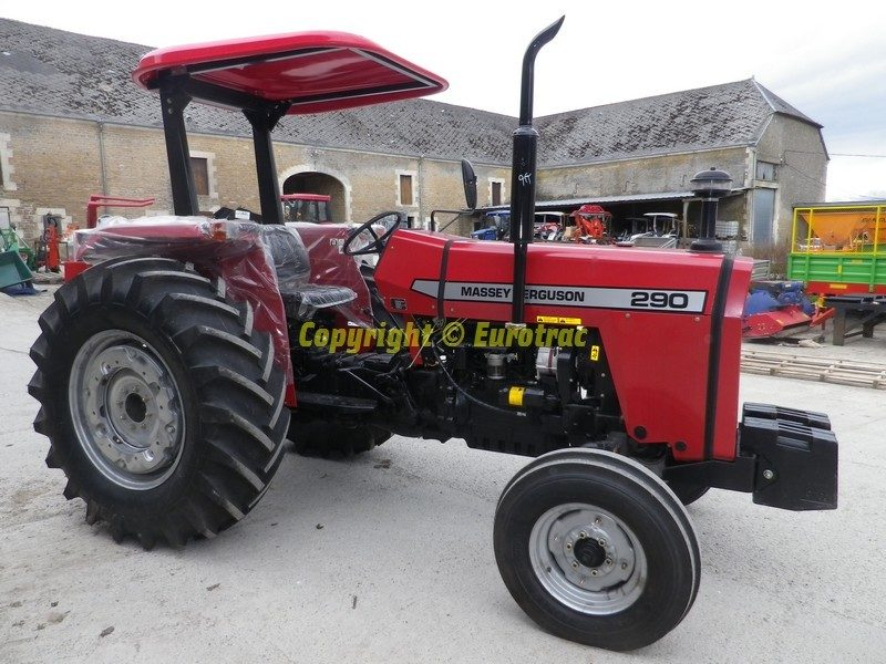 Tracteur massey ferguson mf290