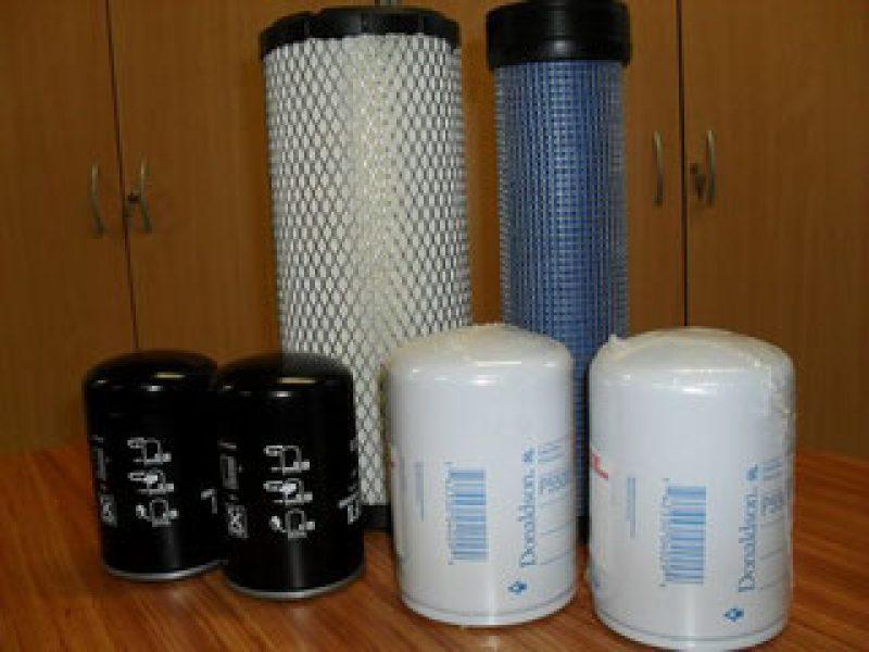Pack filtration 40-II